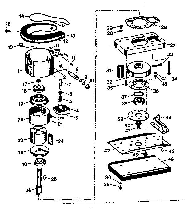 Craftsman Sander Manual