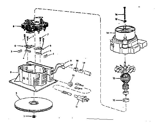 Craftsman model 113178510 wet/dry vacuum genuine parts