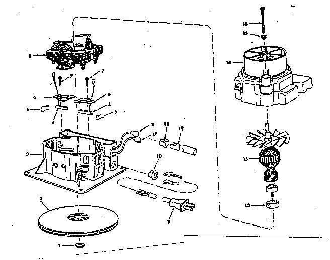 Craftsman model 113179042 wet/dry vacuum genuine parts