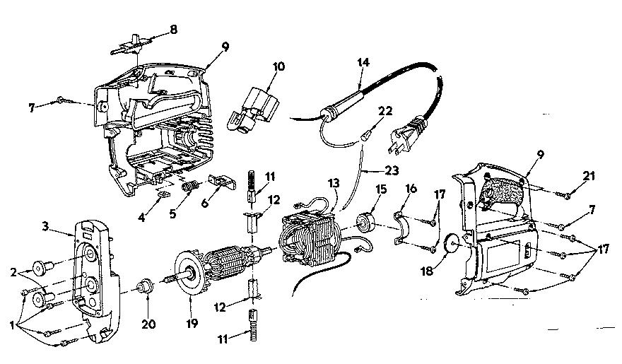 Craftsman model 315172110 saw scroll genuine parts