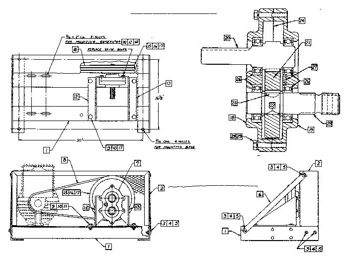 Craftsman model 25031000 generator genuine parts