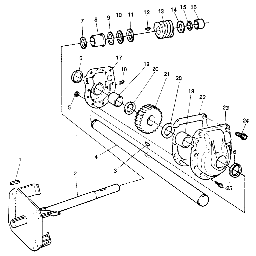 Craftsman model 536885900 snowthrower, gas genuine parts