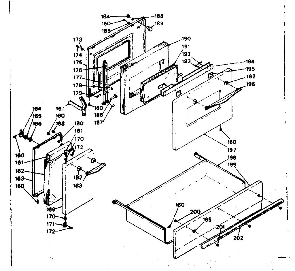 Lg Gas Range Wiring Diagram LG Repair Diagram Wiring