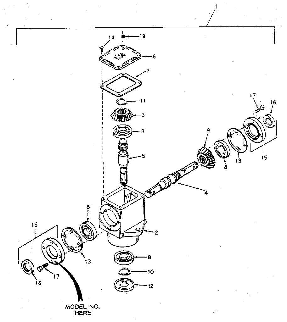 sears snow thrower attachment manual