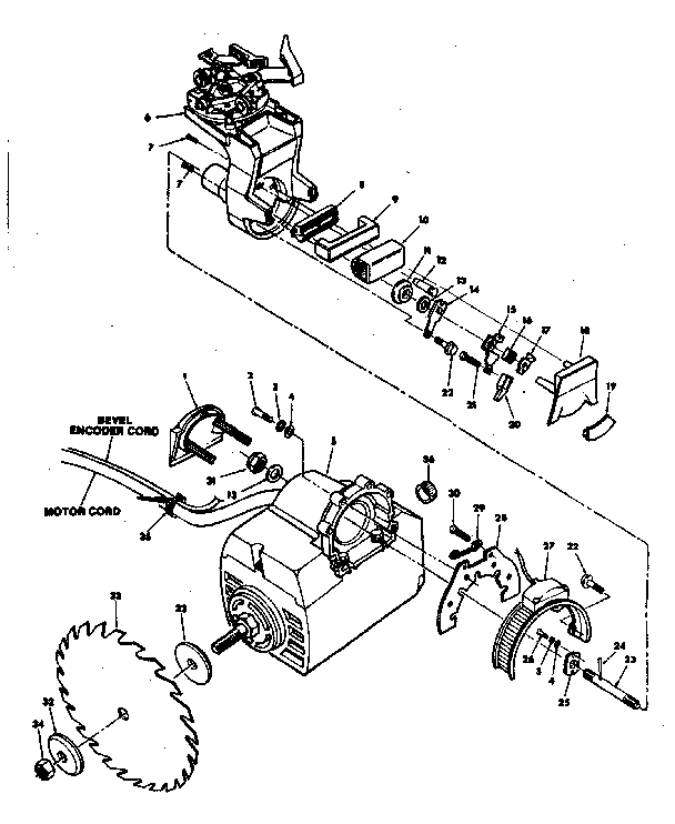 Craftsman Table Saw Switch Wiring Diagram Craftsman Table