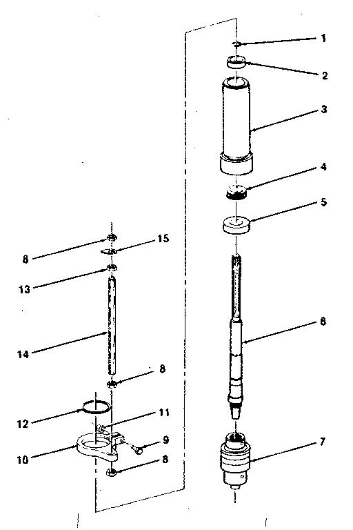 Craftsman model 113213872 drill press genuine parts