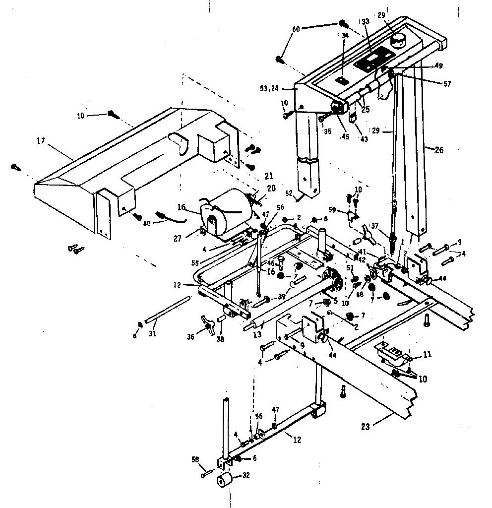 Lifestyler model 266296181 misc exercise genuine parts