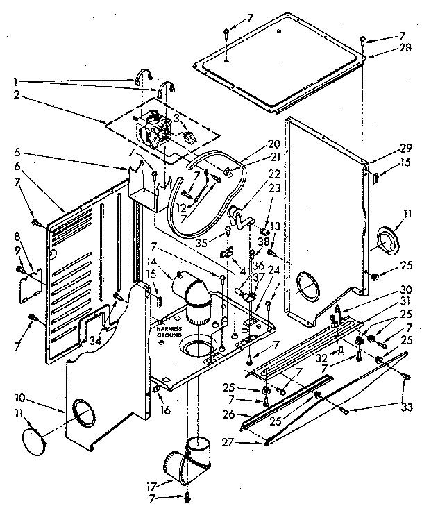 Kenmore Heat Pump Trane Heat Pumps Wiring Diagram ~ Odicis