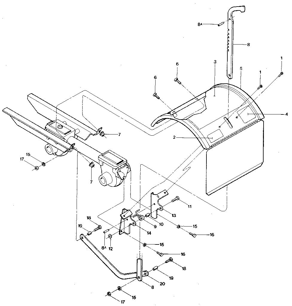 TROYBILT TROY-BILT ROTO TILLER-POWER COMPOSTER Parts