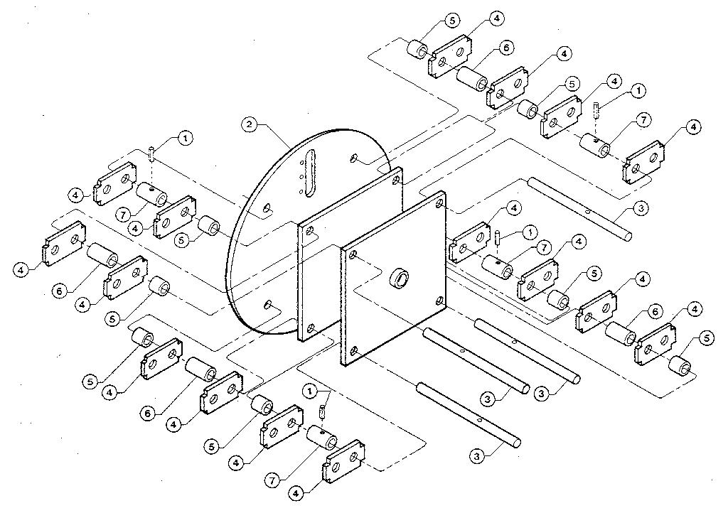 Troybilt model SUPER TOMAHAWK 4HP chipper shredder/vacuum