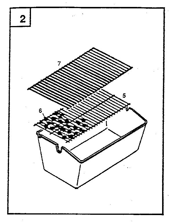 Sunbeam model 10191 grill, gas genuine parts