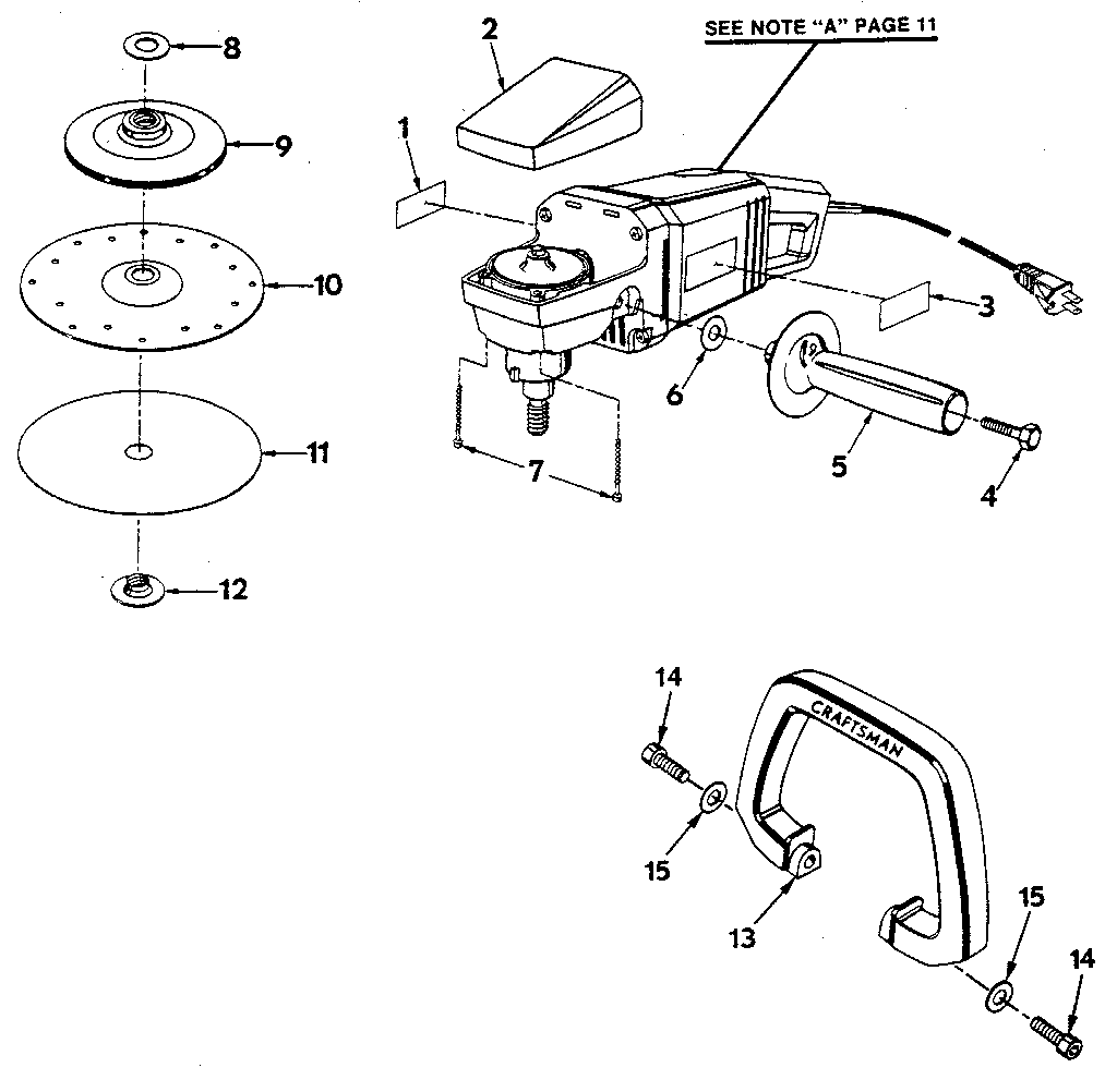 Craftsman Sander Manual