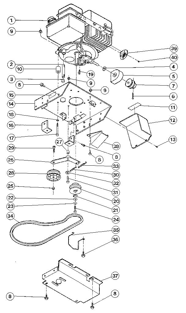 C Flathead Engine V8 Engine Wiring Diagram ~ Odicis