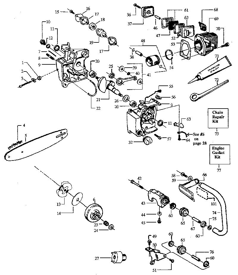 16 Craftsman Chainsaw Fuel Line Diagram Craftsman Chainsaw
