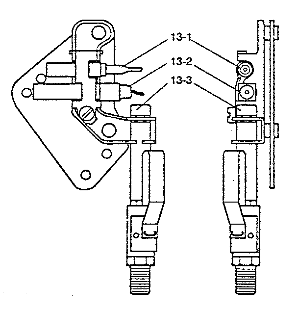 Vanguard model VP2600T heater/lp gas genuine parts