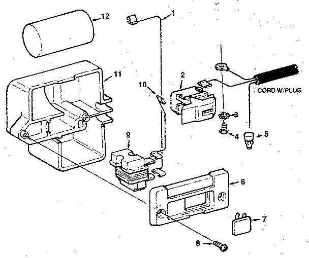 Craftsman model 113232200 jointer/planer genuine parts