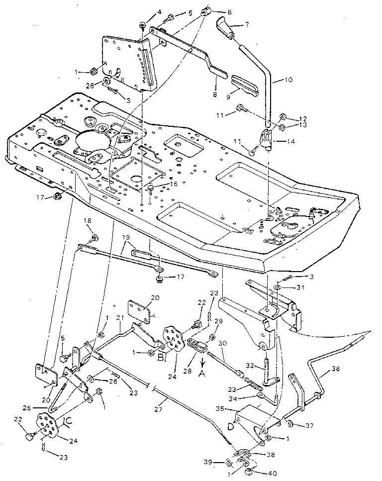 Wiring Diagrams Craftsman Riding Lawn Mower Models