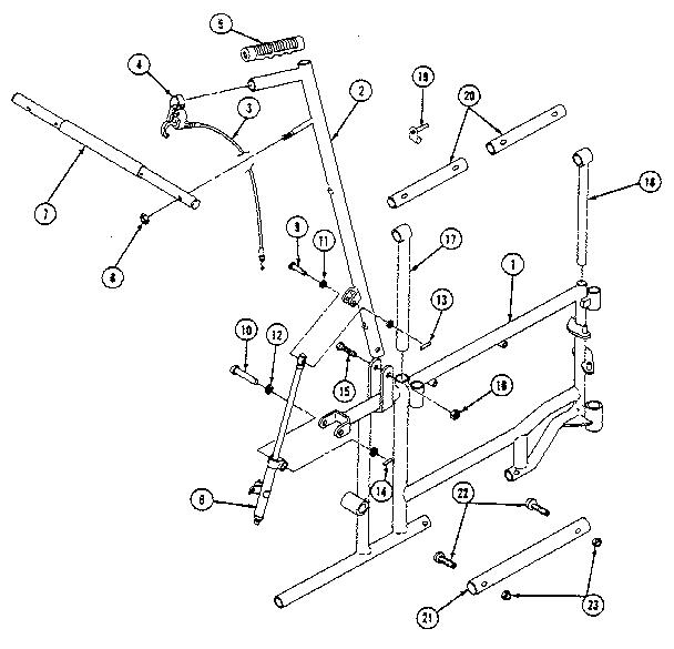 Everest-Jennings model MARATHON LE wheel chair genuine parts