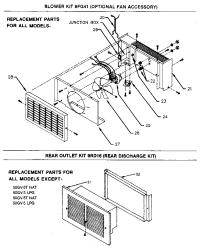WILLIAMS WALL FURNACE Parts | Model 35GV5LPG | Sears ...