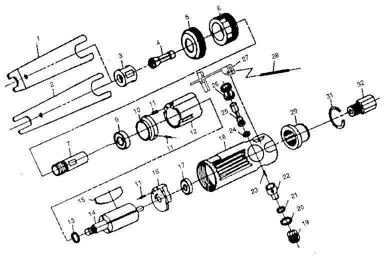 Craftsman model 87518878 grinder genuine parts