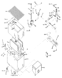 SUBURBAN MFG. CO. GAS-FIRED FLOOR FURNACE Parts | Model ...