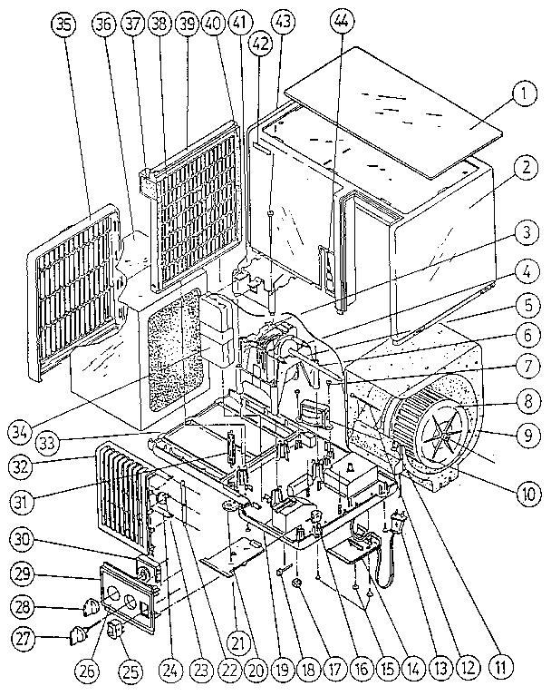 Bionaire Fan Wiring Diagram : 27 Wiring Diagram Images