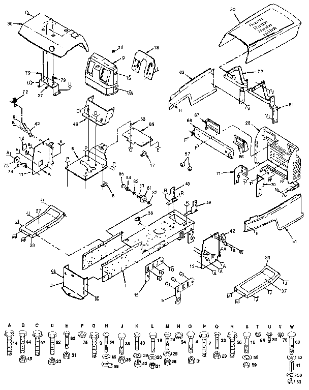 Wiring Diagram For Craftsman T2200