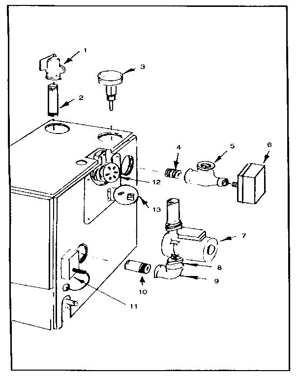 Boiler Repair: Dunkirk Boiler Repair Parts