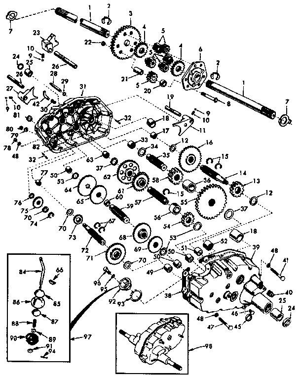 Craftsman Ys 4500 Belt Diagram, Craftsman, Free Engine