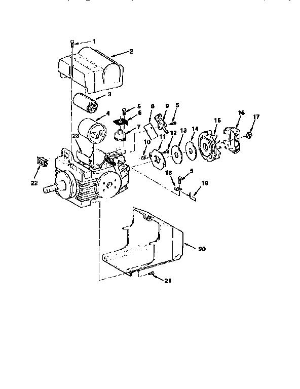 Craftsman model 113196320 saw radial genuine parts
