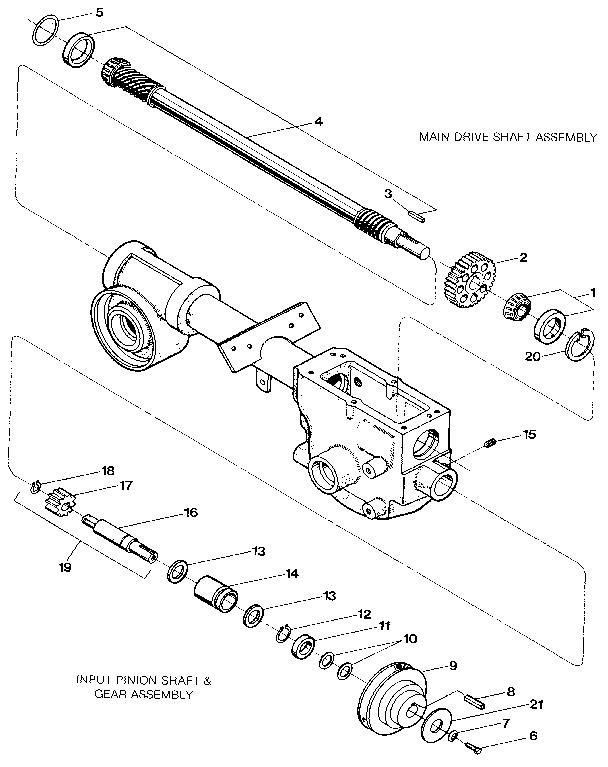 Troybilt model 15006 rear tine, gas tiller genuine parts