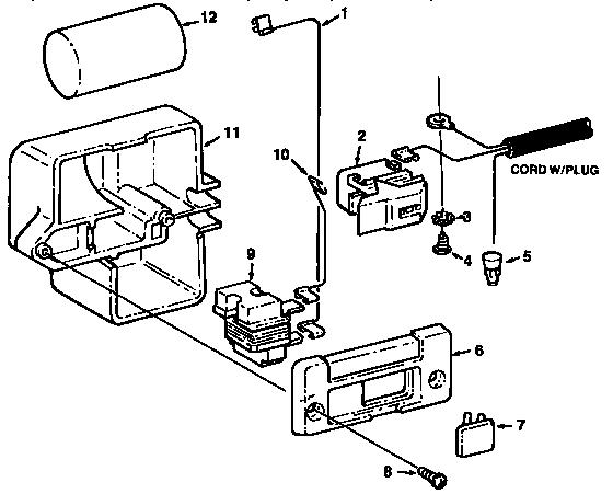 Craftsman model 113232212 jointer/planer genuine parts