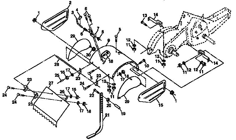 Craftsman Leaf Blower, Craftsman, Free Engine Image For