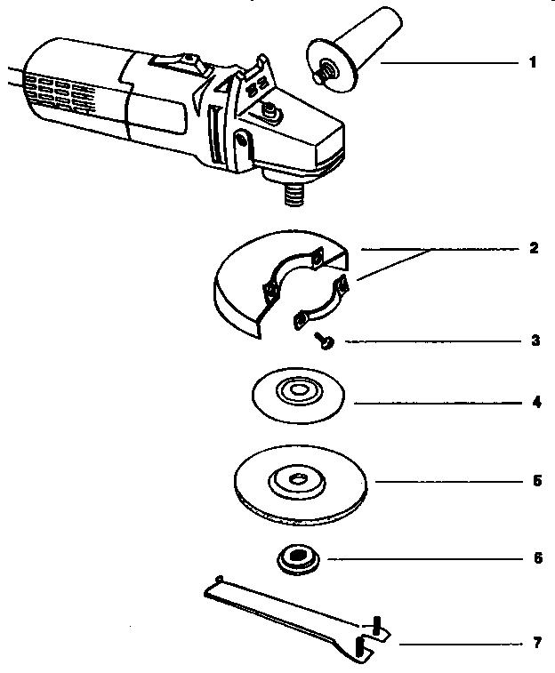 Craftsman model 319271170 grinder bench genuine parts
