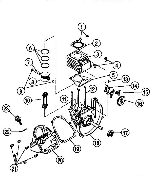 Homelite Generator Wiring Diagram Powermate 5000 Wiring
