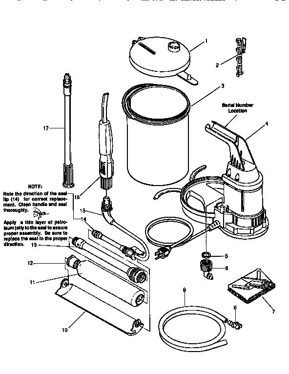 Wagner model 0271160 power roller genuine parts