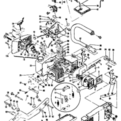 Eager Beaver Chainsaw Parts Diagram Rj45 B Wiring Mcculloch Model 3 7 Electric Genuine General Assem