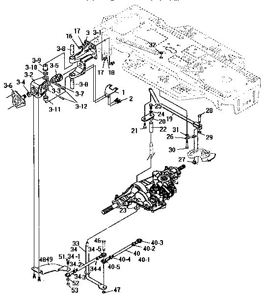 Craftsman model 536252570 lawn, tractor genuine parts