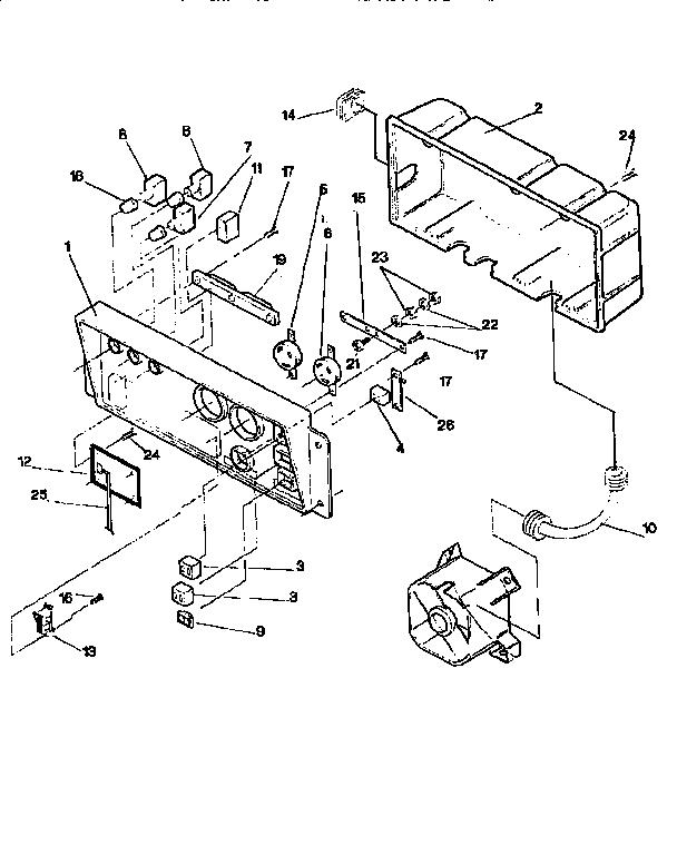 Craftsman model 580327253 generator genuine parts