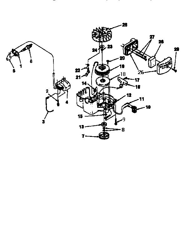 Craftsman model 517795670 hedge trimmer, gas genuine parts