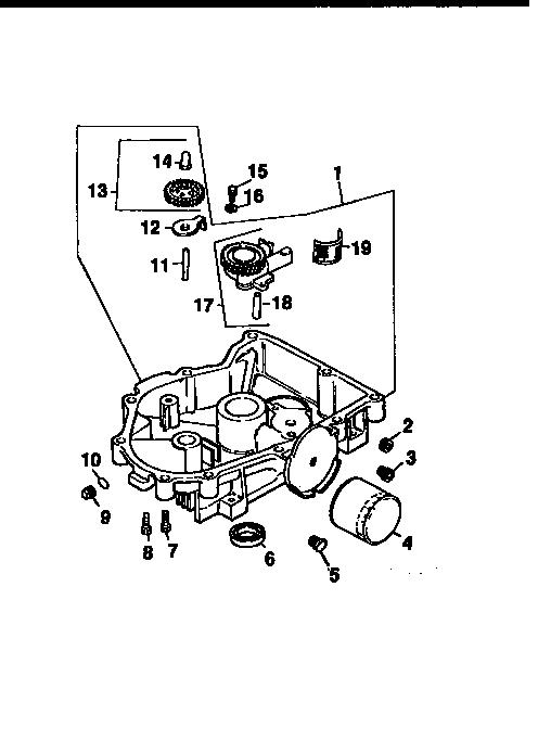 Kohler model CV20S-65527 engine genuine parts