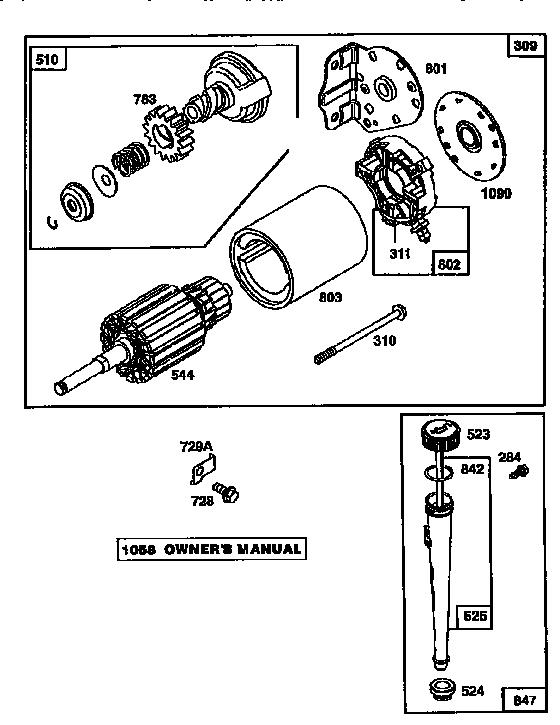 12 Hp Briggs And Stratton Carburetor Linkage Diagram