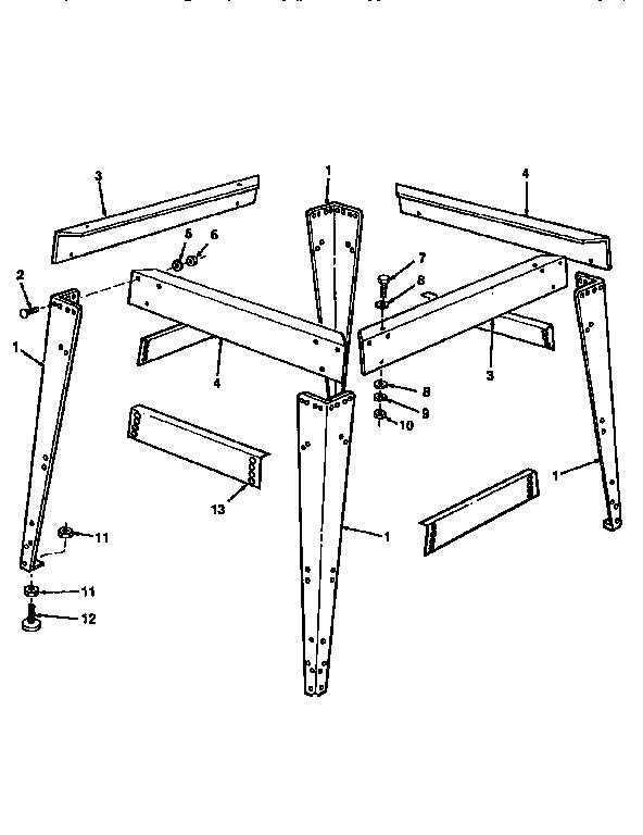 Dewalt Radial Arm Saw Wiring Diagram Dewalt Chop Saw