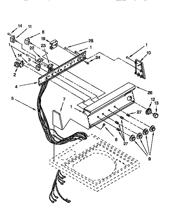 Kenmore Washer Pump Crosley Washer Pump Wiring Diagram