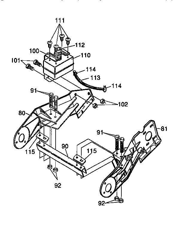 Signature model F2030-020 snowthrower, gas genuine parts
