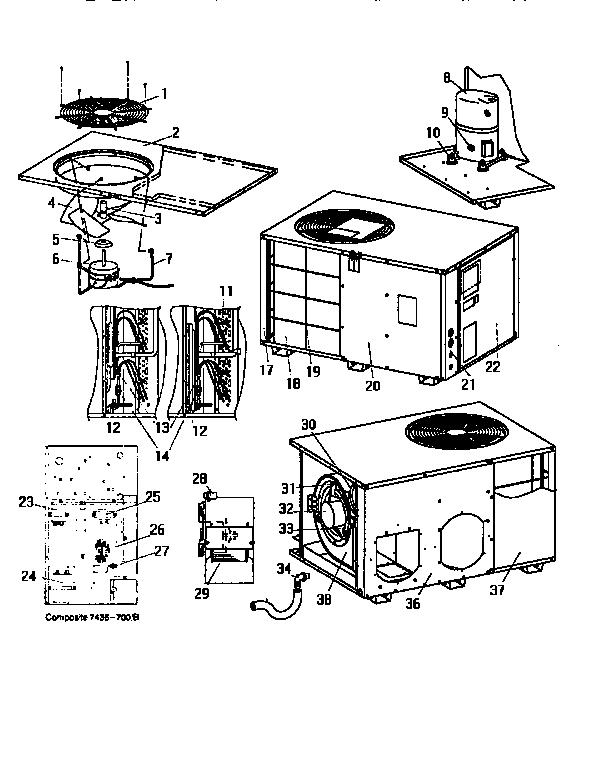 Evcon Air Conditioner Wiring Diagrams Air Conditioner