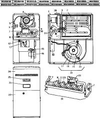 Wiring Coleman Diagram Furnace Fg8b07512mu11a,Coleman ...