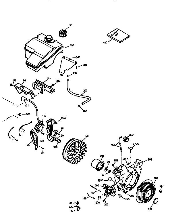 Craftsman model 143975501 engine genuine parts