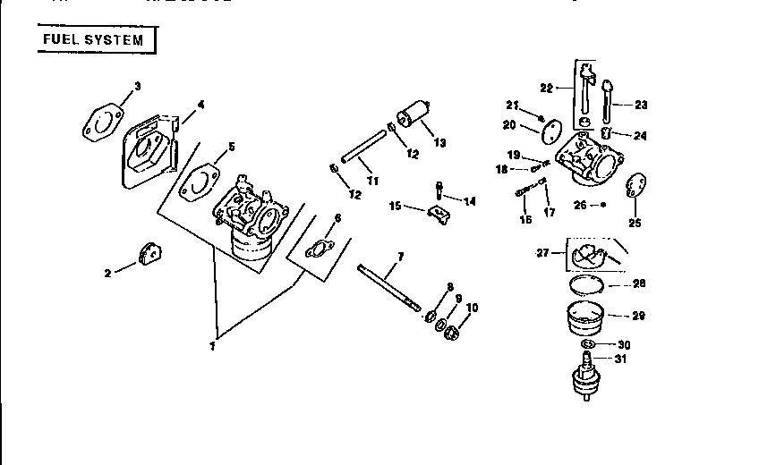 Kohler model CV14S-1443 engine genuine parts