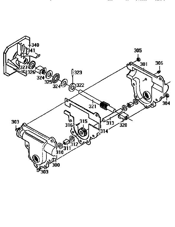 Craftsman model 536886122 snowthrower, gas genuine parts